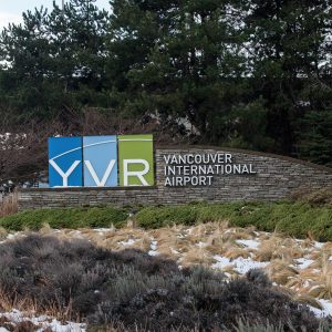 Odysseo Horses Arrive at Vancouver International Airport