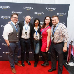Opening night of Odysseo in Chicago