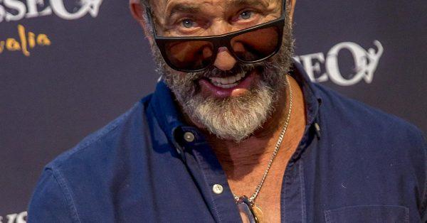 Mel Gibson à notre première à Camarillo