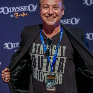 Keith Coogan at Odysseo premiere in Camarillo