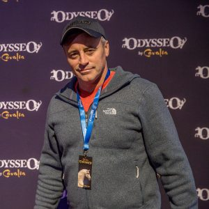 Matt LeBlanc at Odysseo premiere in Camarillo