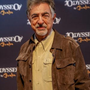 Joe Mantegna at Odysseo premiere in Camarillo
