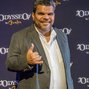 Luiz Guzman at Odysseo premiere in Camarillo