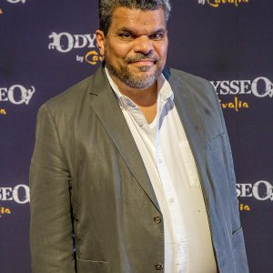 Luis Guzman at Odysseo premiere in Camarillo