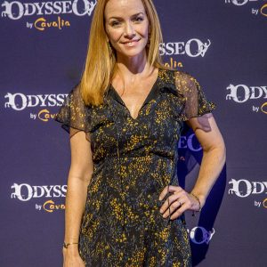 Annie Wersching at Odysseo premiere in Camarillo