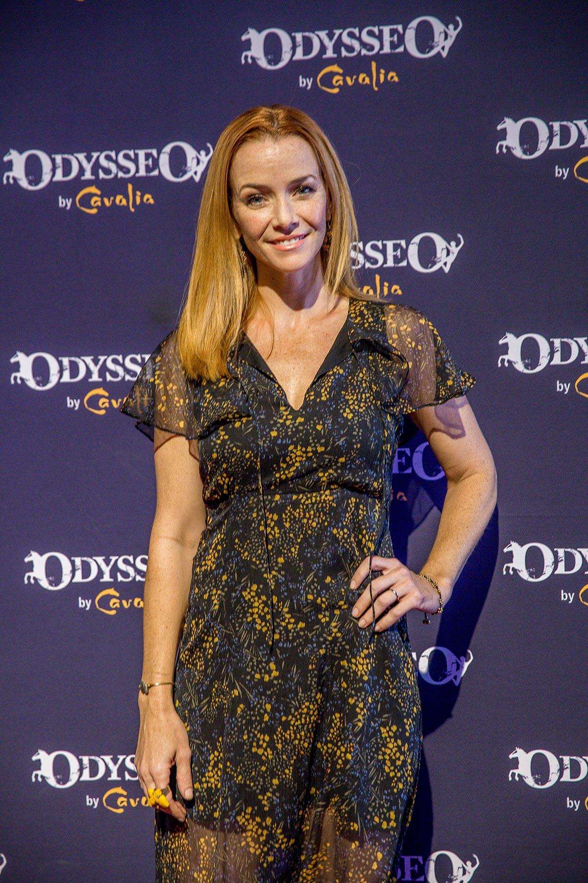 5 Actress Annie Wersching Attending Cavalia Odysseo