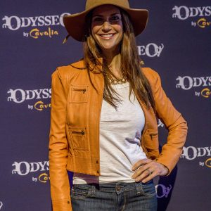 Samantha Harris at Odysseo premiere in Camarillo