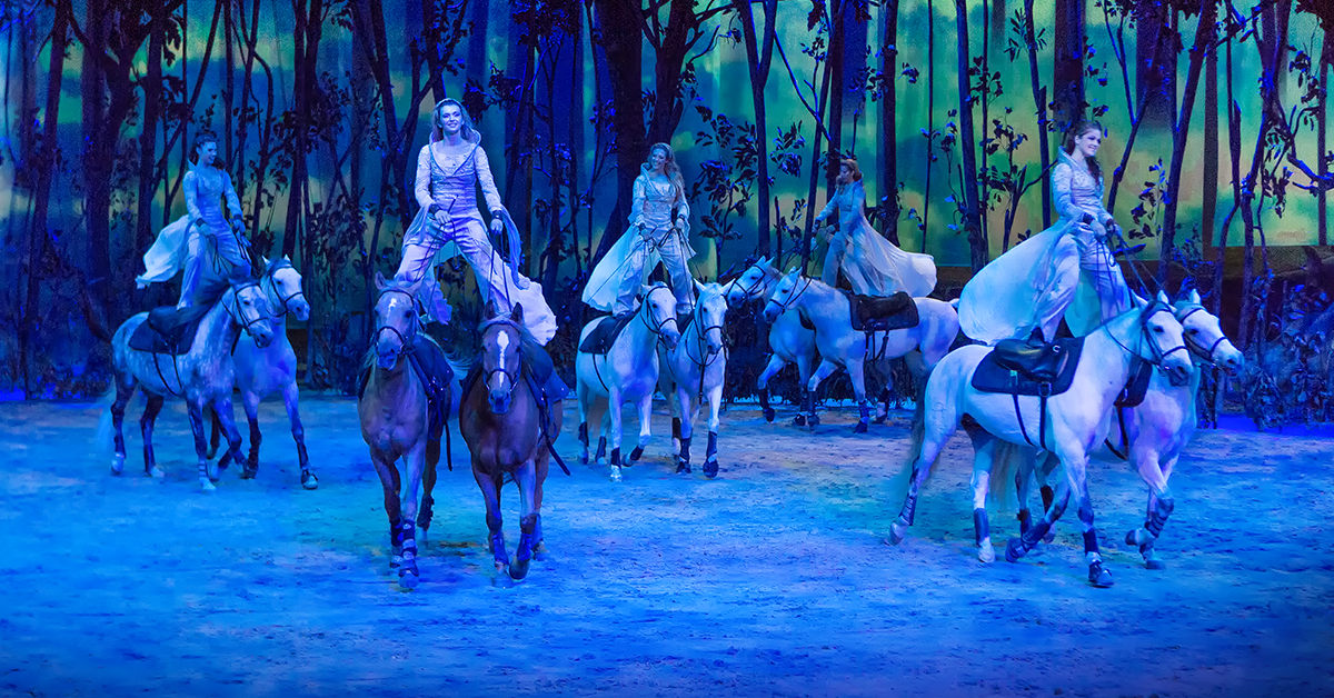 Cavalia Odysseo is Back in Winnipeg this Spring!