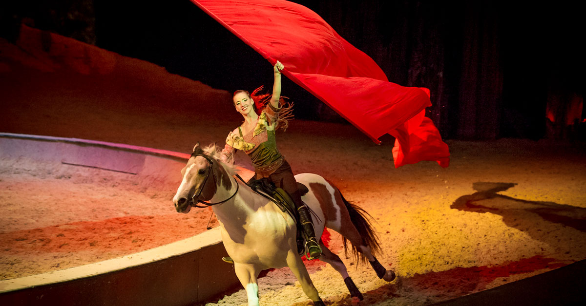 Cavalia Odysseo Extends its Stay in Scottsdale, Arizona